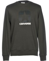 Converse Sweatshirt - Grau