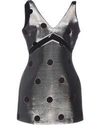 TOPSHOP - Short Dress - Lyst