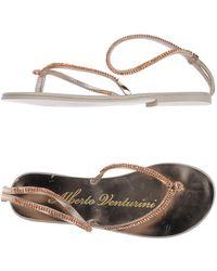 FOOTWEAR - Toe post sandals Alberto Venturini aRkp8cW