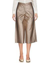 Jijil - 3/4-length Trousers - Lyst