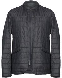 Armani - Synthetic Down Jacket - Lyst