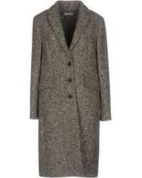 Cappellini By Peserico - Coat - Lyst