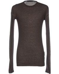 Isabel Benenato - T-shirt - Lyst