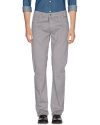 Camouflage AR and J. - Casual Pants - Lyst