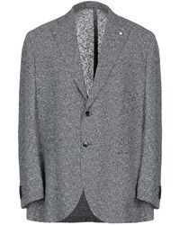 Falconeri Blazer in Gray for Men - Lyst c888a6aa275