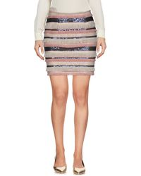 Twenty Easy By Kaos - Mini Skirts - Lyst