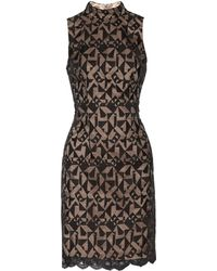 Mikael Aghal - Knee-length Dresses - Lyst
