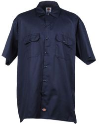 Dickies - Short Sleeve Shirts - Lyst