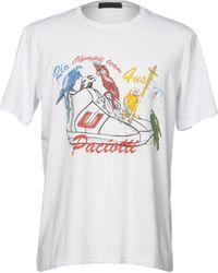 Cesare Paciotti   T-shirts   Lyst
