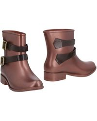 Vivienne Westwood Anglomania - Ankle Boots - Lyst
