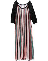Sfizio - Vestido por la rodilla - Lyst
