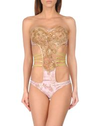 Rosa Cha - One-piece Swimsuit - Lyst
