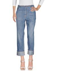 Brunello Cucinelli Pantalon en jean