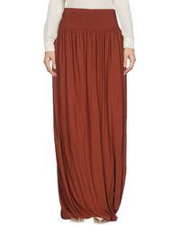 Carla G - Long Skirts - Lyst