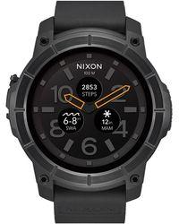 Nixon - Smartwatch - Lyst