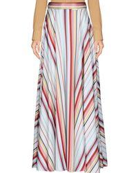 Mariagrazia Panizzi - Long Skirt - Lyst