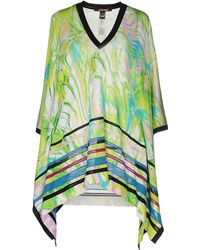 Class Roberto Cavalli - Capes & Ponchos - Lyst