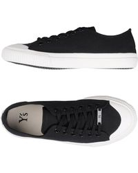 Y's Yohji Yamamoto - Low-tops & Sneakers - Lyst