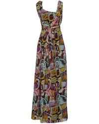 BGN - Long Dress - Lyst