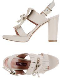 Nannini - Sandals - Lyst