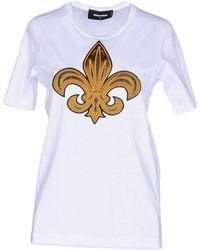 DSquared² | T-shirts | Lyst