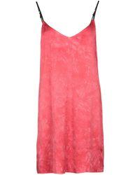 Amiri - Short Dress - Lyst