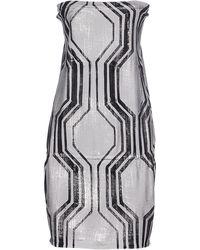 Leetha - Short Dresses - Lyst