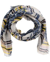 Pieces - Scarves - Lyst