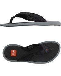 BOSS Orange - Toe Post Sandal - Lyst