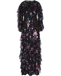 Tadashi Shoji - Long Dress - Lyst