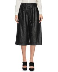 Anonyme Designers - 3/4-length Shorts - Lyst