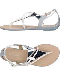 BCBGeneration - Toe Strap Sandal - Lyst