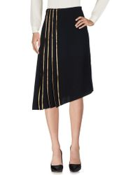 Tara Jarmon - 3/4 Length Skirt - Lyst