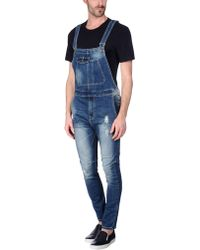 X-cape - Dungarees - Lyst