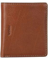 Fossil - Wallets - Lyst