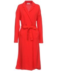 American Vintage - Overcoats - Lyst