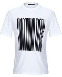 Alexander Wang - T-shirts - Lyst
