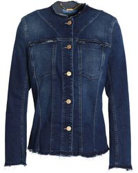 7 For All Mankind - Denim Outerwear - Lyst