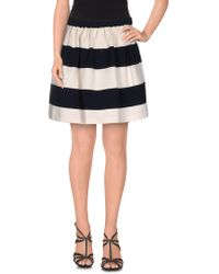 Alice San Diego - Mini Skirt - Lyst
