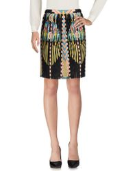 Givenchy - Knee Length Skirt - Lyst