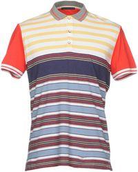 Siviglia - Polo Shirt - Lyst