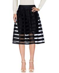 No Secrets - 3/4 Length Skirts - Lyst