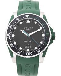 Gucci - Montre de poignet - Lyst