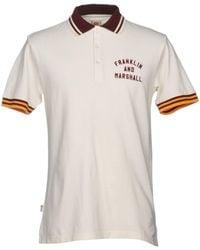Franklin & Marshall - Polo Shirt - Lyst