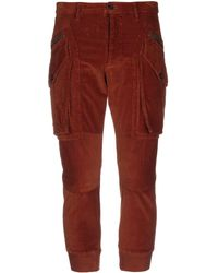 DSquared² - 3/4-length Trousers - Lyst