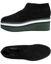 Robert Clergerie - Lace-up Shoe - Lyst