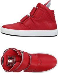 Dirk Bikkembergs - High-tops & Sneakers - Lyst