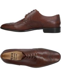 Saks Fifth Avenue - Zapatos de cordones - Lyst