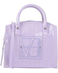 80abf318839c Lyst - Versace Handbag in Green