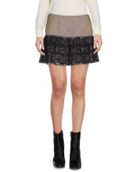 Miu Miu - Mini Skirt - Lyst